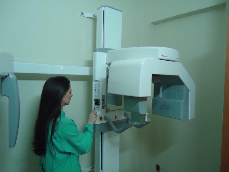 clinica de radiografia odontológica